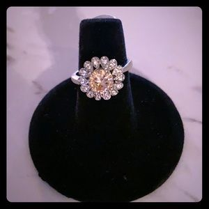 NWT Fragrant Jewels Women's Ring  Size 6